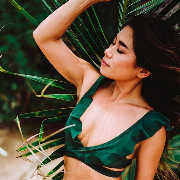 Bikini verde oscuro verano 2019 - Kaikala