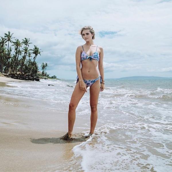 bikini estampada verano 2019 - Kaikala