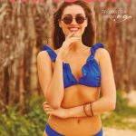 Bikini azul electrico verano 2019 Wineem