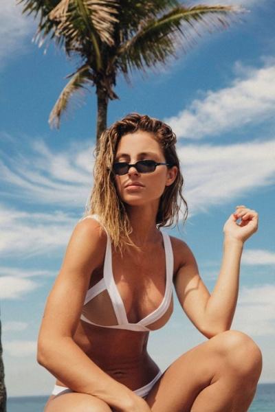 bikini von borde anchos verano 2019 Odisea Swimwear