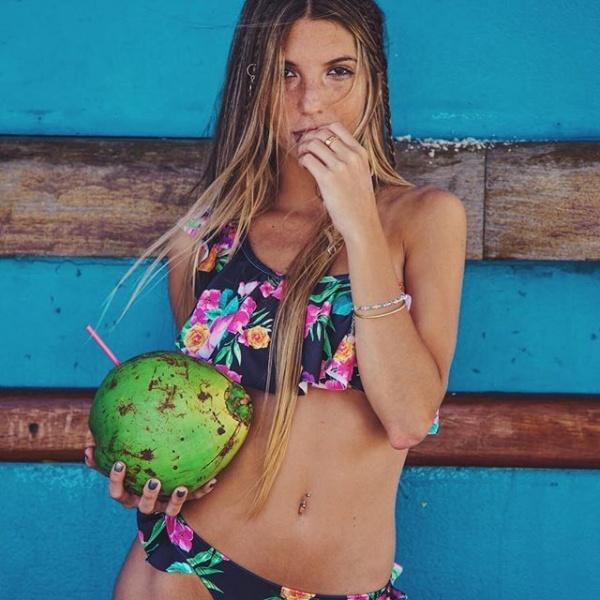 bikinis floreadas verano 2019 Anna Bikini