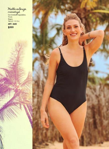 traje de baño enterizo verano 2019 Wineem