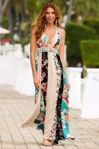 15 Vestidos De Fiesta Para Playa Looks De Verano