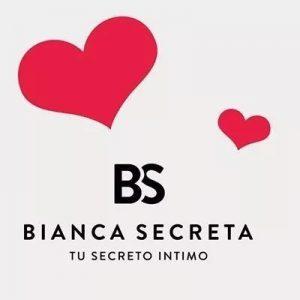 Bianca secreta logo