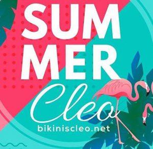 logo bikinis cleo