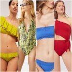 Moda trajes de baño verano 2020 - Tendencias Argentina