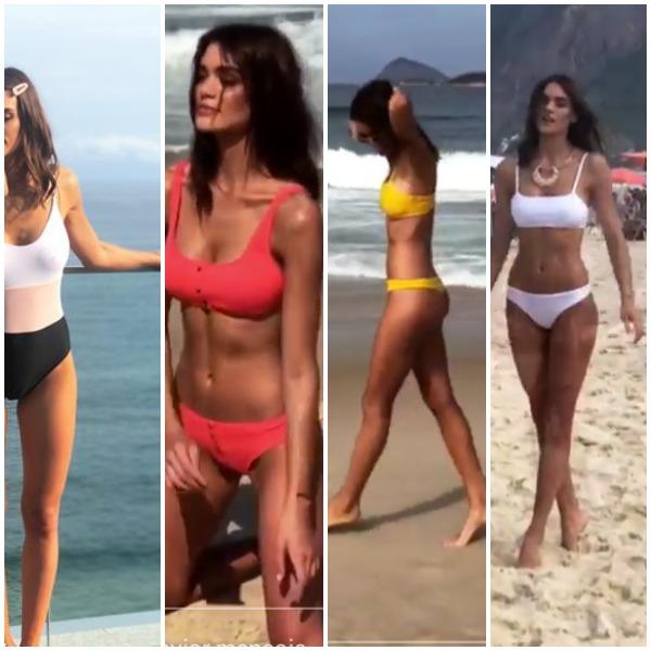 Bikinis y Mallas Enterizas verano 2020 – Adelanto colecciones