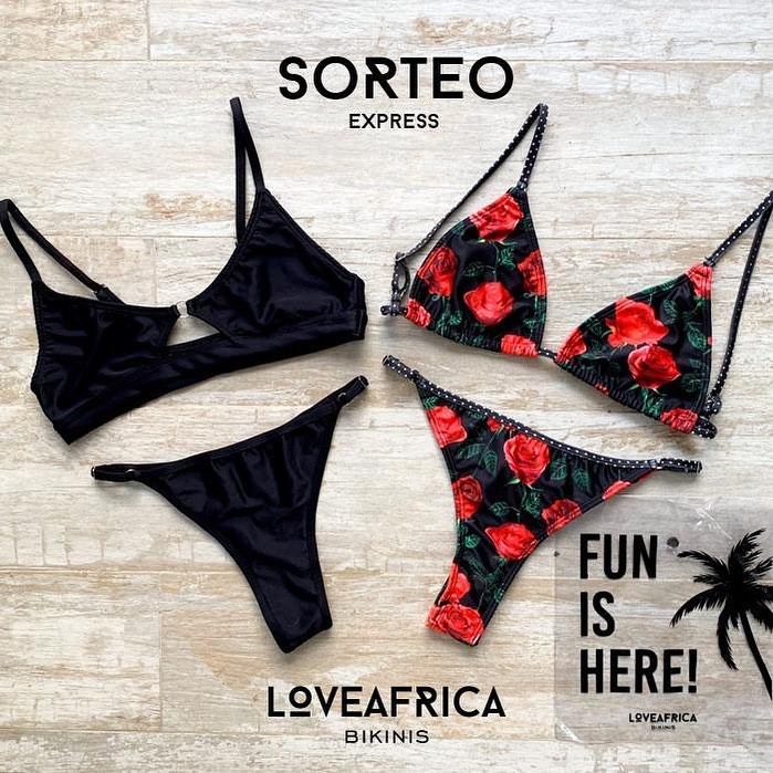 Bikini verano 2020 by Love Africa Anticipo