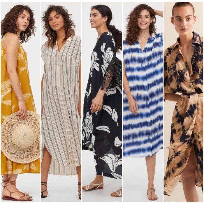 Vestidos para playa verano 2020 Tendencias Argentina