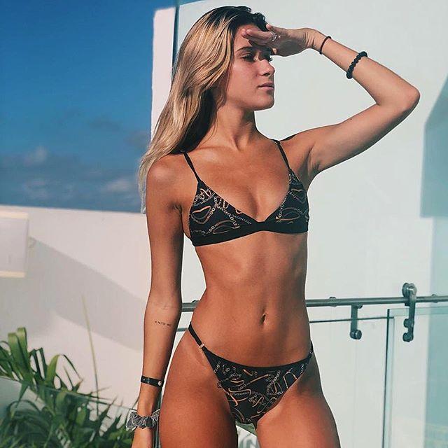 Bikini etampa cadena verano 2020 Love Africa