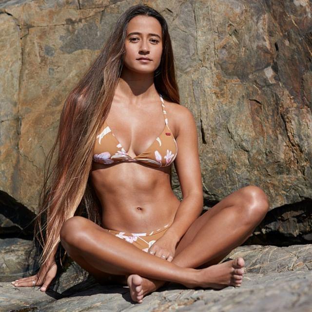 bikini estampada juveniles Roxy verano 2020