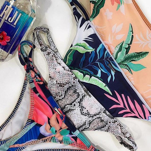 estampas de trajes de baño verano 2020 Salitrada