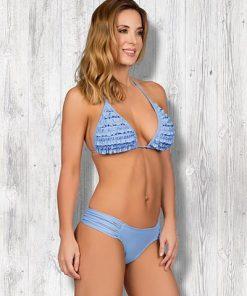 bikini celeste verano 2020 COCOT
