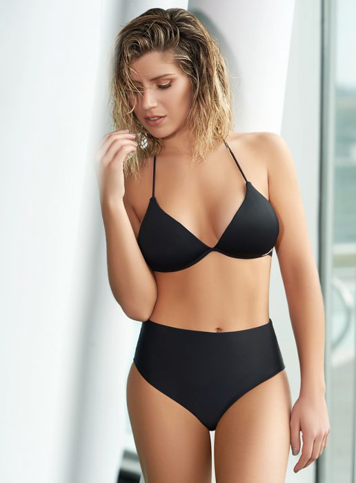 bikini negra verano 2020 Kaury