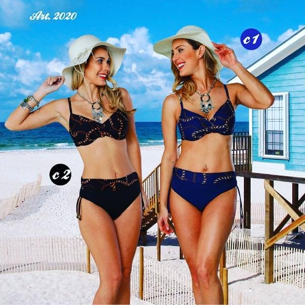 bikinis para señoras verano 2020 Sabbia Di Mare