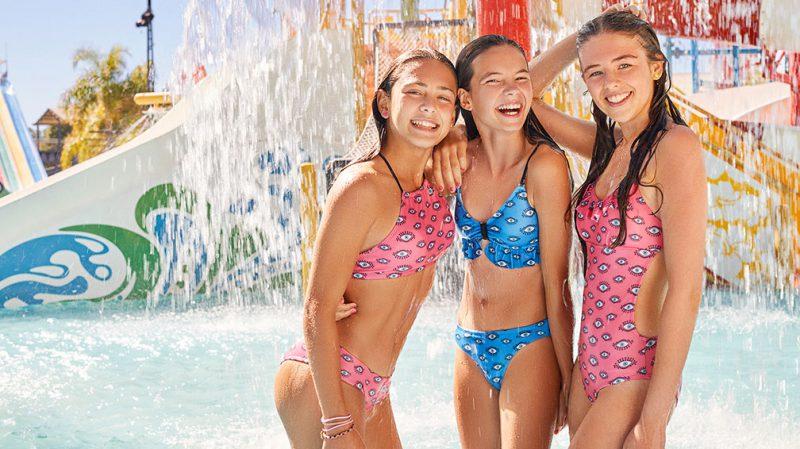bikinis y mallas para adolescentes verano 2020 Tutta la Frutta