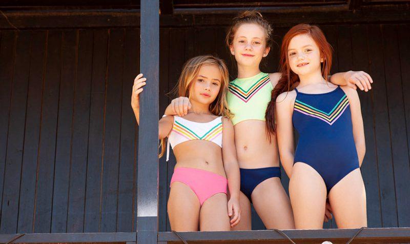trajes de baño adolescentes verano 2020 Tutta la Frutta