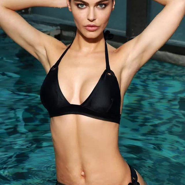 Bikini negra verano 2020 Selu