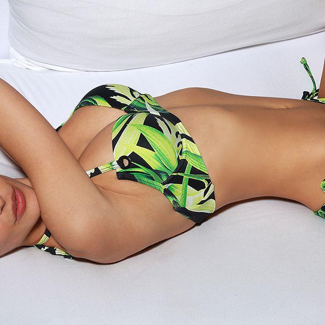 bikini estampada verano 2020 Selu