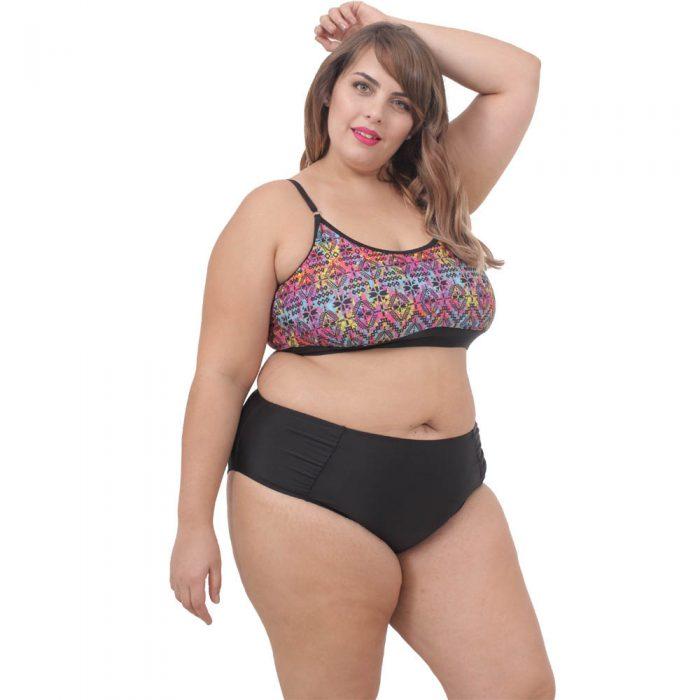 bikini para gorditas Pimalu verano 2020