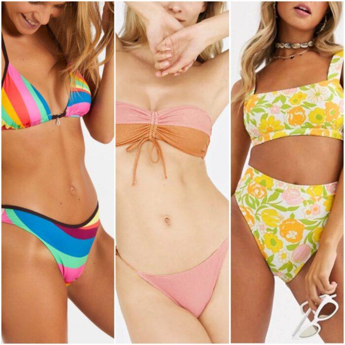 bikinis tiro algo o cavada moda verano 2021