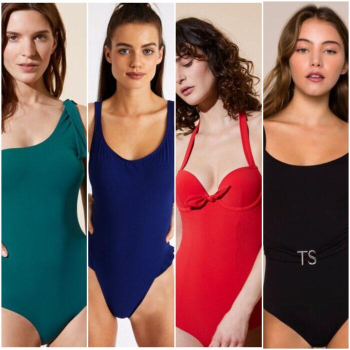 mallas enterizas de moda verano 2021 tendencias