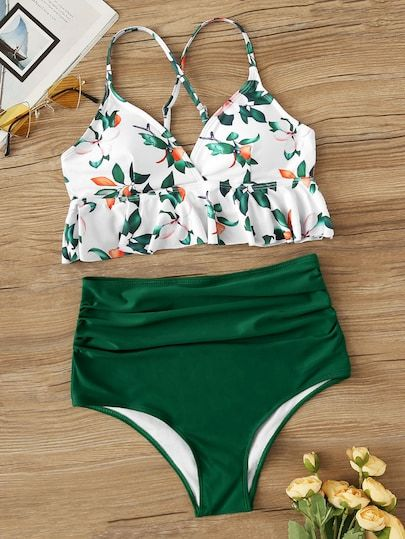 bikini para ensanchar caderas