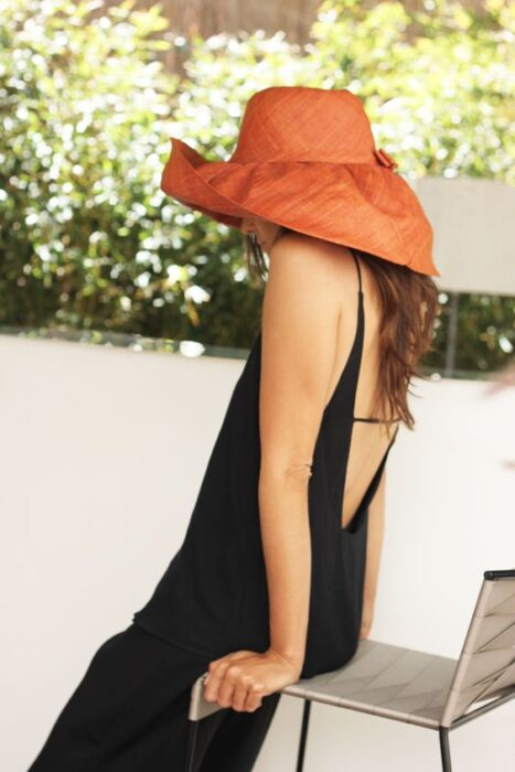 sombrero tipo pescador para mujer moderno 2021