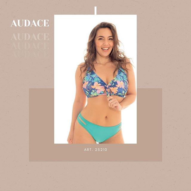 Audace Bikini para talles XL verano 2021