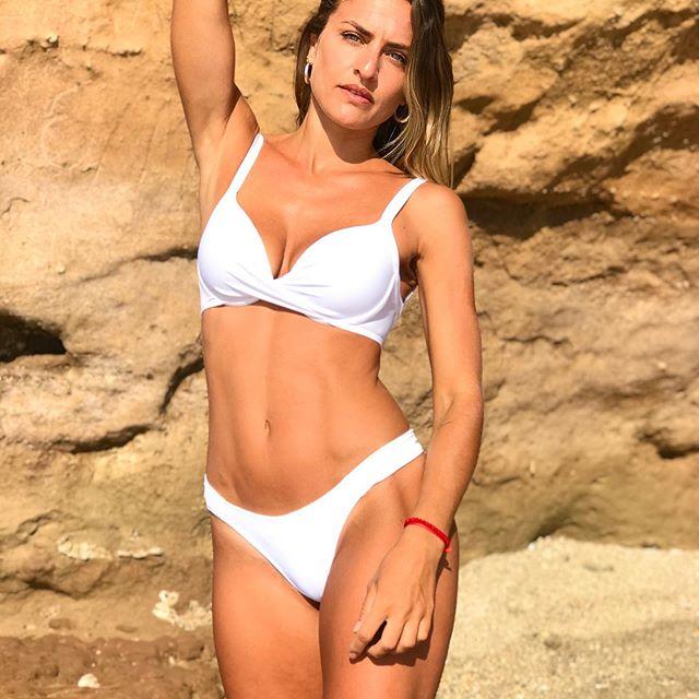 bikini blanco Lete Bikini verano 2021