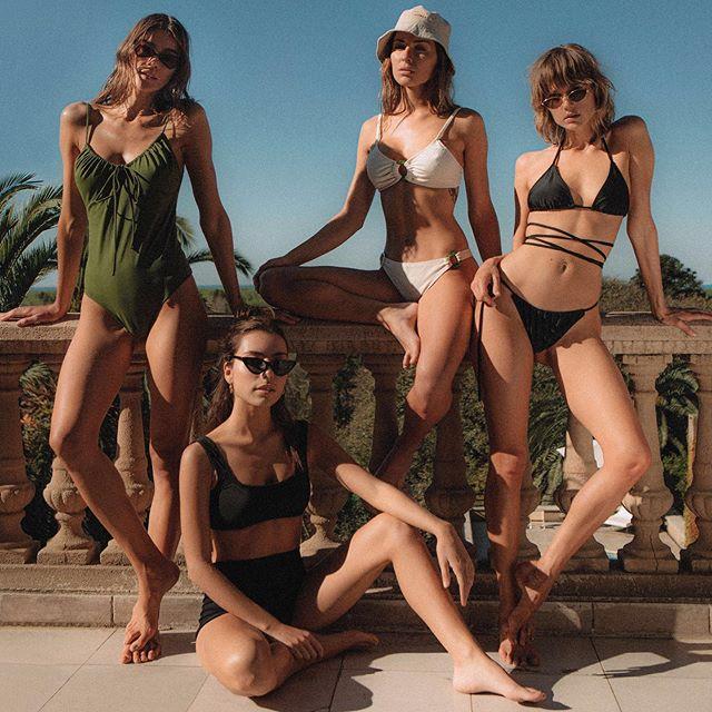 coleccion trajes de bano verano 2021 Odisea swimwear