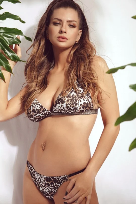 Sweet Lady Bikini estampada verano 2021 2