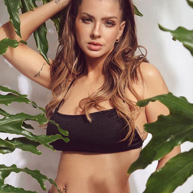 Sweet Lady Bikini negra verano 2021