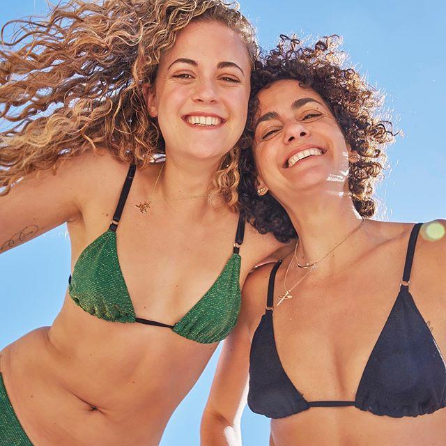bikinis triangulo verano 2021 Abra la cabra