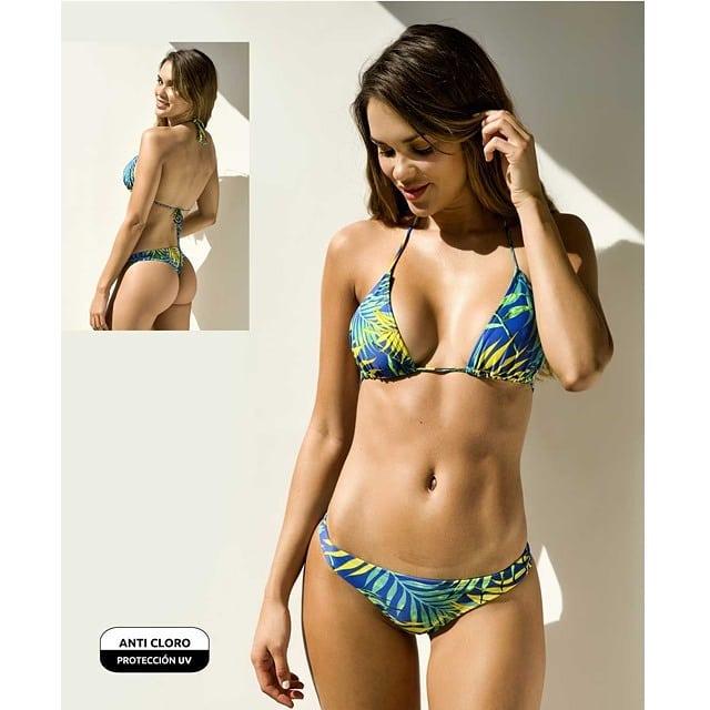 bikini estampada verano 2021 Din Dan
