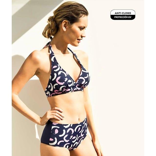 bikini tiro alto verano 2021 Din Dan