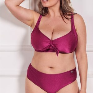 bikini purpura talles reales verano 2022 Audace