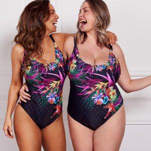 trajes de bano estampados talles grandes verano 2022 Audace