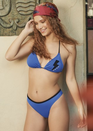 bikini turquesa verano 2022 Marcela koury